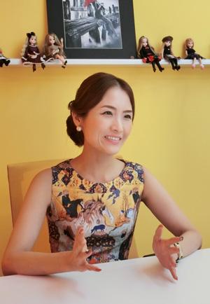 株式会社アクトレス代表取締役社長望月茉由